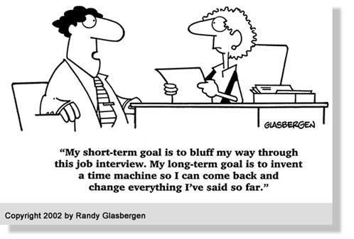 Algunos tips para una buena entrevista de trabajo -