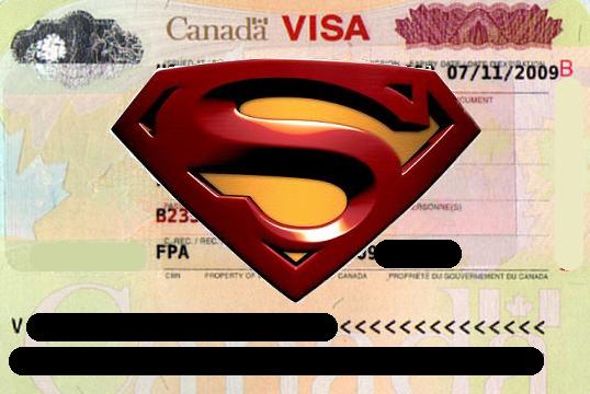 Llegó la Super Visa -
