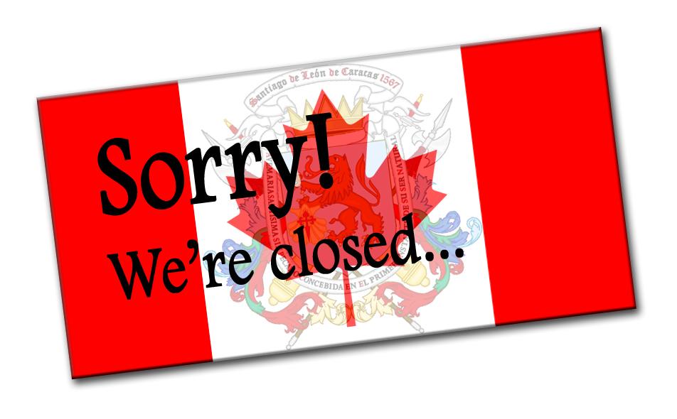 Cierre de la oficina canadiense de visas en Caracas -