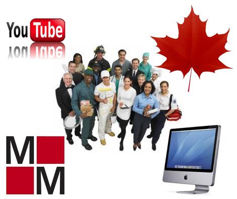 Webinar sobre empleo en Canadá -