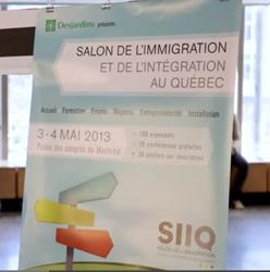 Salon de l'Immigration 2013 – video y ganador -