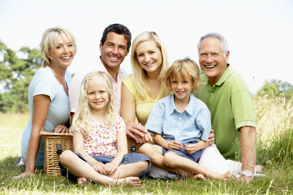 Apadrinamiento de padres y abuelos -