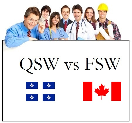 Trabajadores calificados de Quebec vs. Federal -