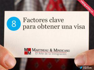 8 factores