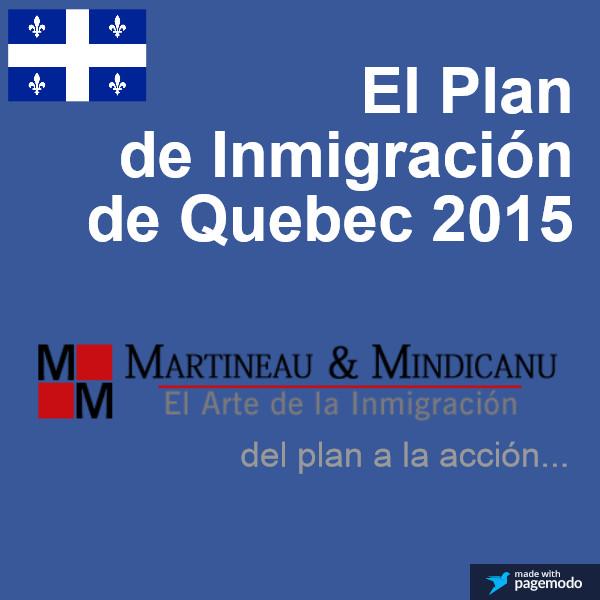 Quebec imm 2015