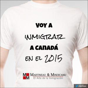 voy a inmigrar