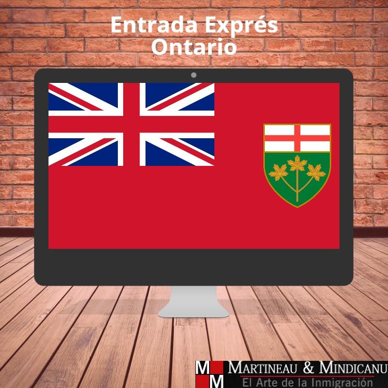 Entrada Exprés – Ontario -