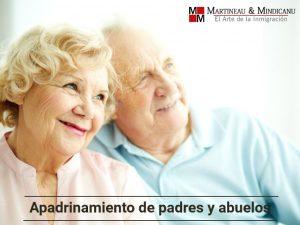 Apadrinamiento abuelos