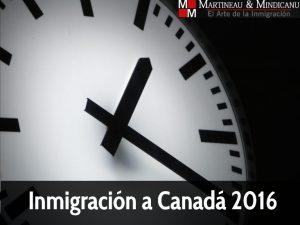 Inmigracion 2016