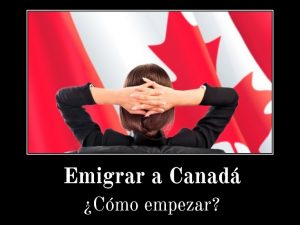 Cómo empezar - Canada