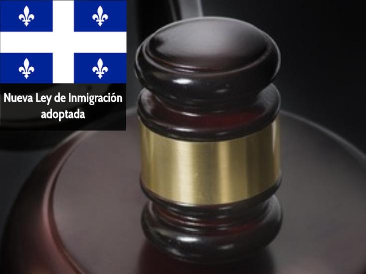 Quebec nueva ley