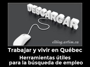 Trabajar en Quebec guia