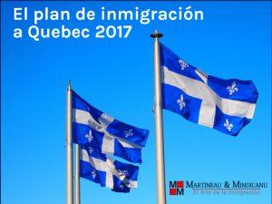 Plan Quebec 2017