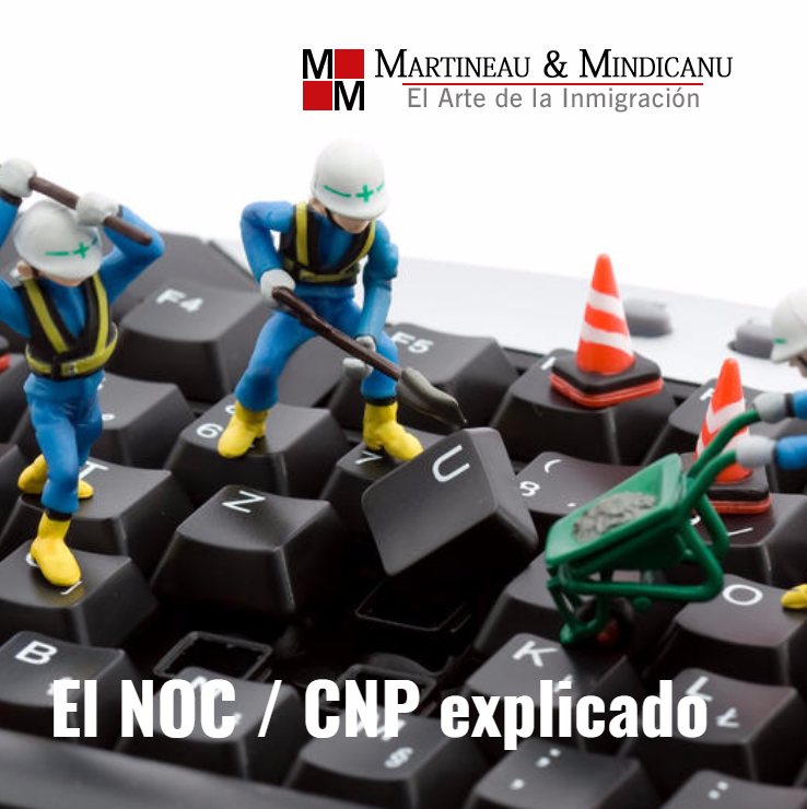 ¿Qué es el NOC o CNP? -