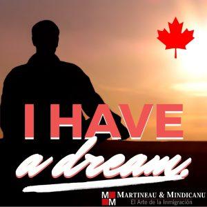 De DACA a Canadá - Dreamers buscan un nuevo destino -