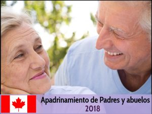 El programa de apadrinamiento de padres y abuelos 2018 -
