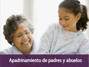 Apadrinamiento de padres y abuelos - apertura en el 2019 -
