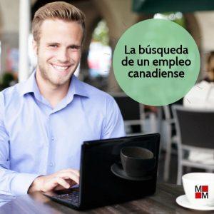 Búsqueda de empleo en Canadá -